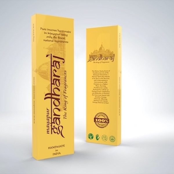 Mayapur Gandharaj_Mantra-Incense_50gm