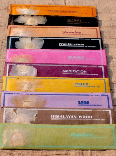 GIFT of NATURE incense