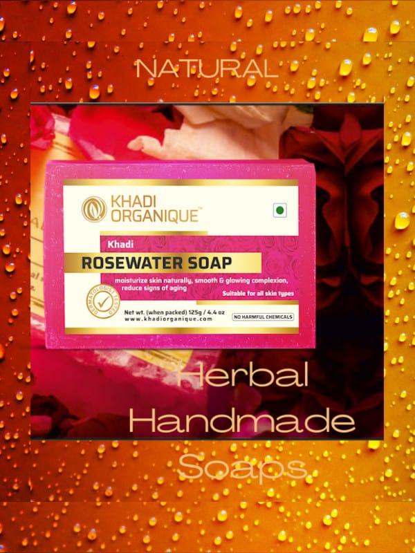 SOAPS HERBAL NATURAL HANDMADE